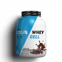 Proteina Whey Cell 900gr