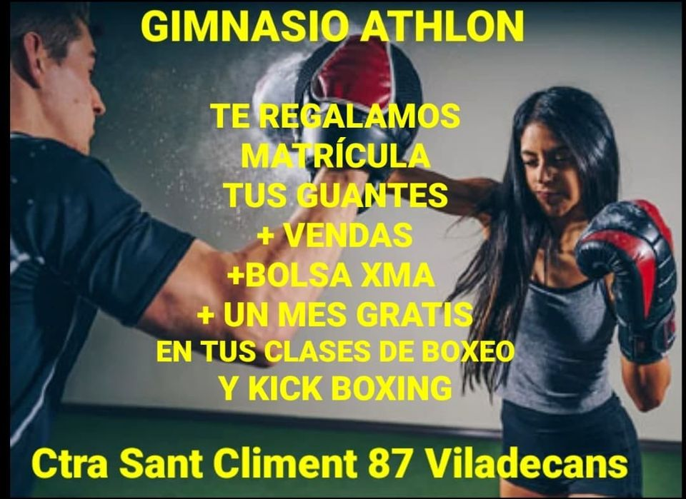 promoción artes marciales