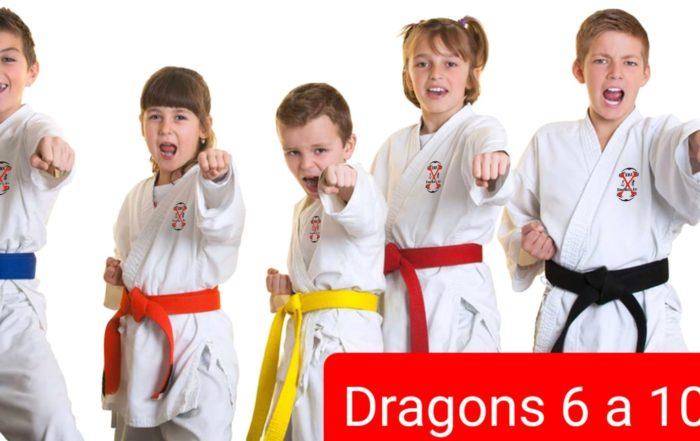 dragons de 6 a 10