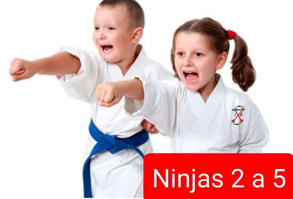 Promoción Ninjas