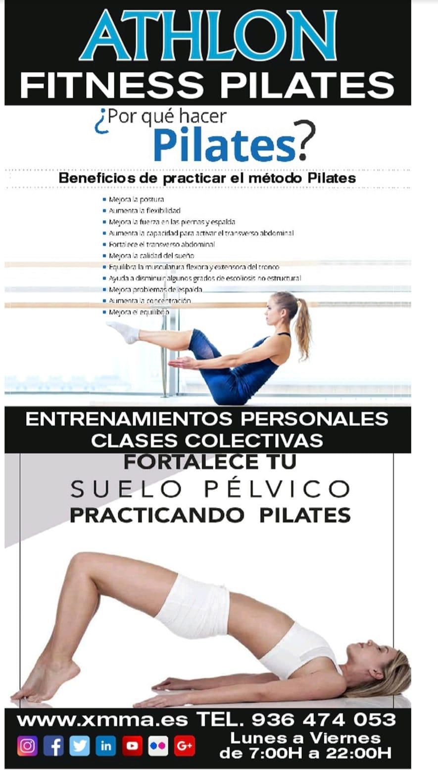 pilates web